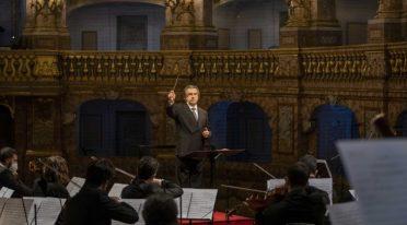 Riccardo Muti al Teatro di Corte della Reggia di Caserta