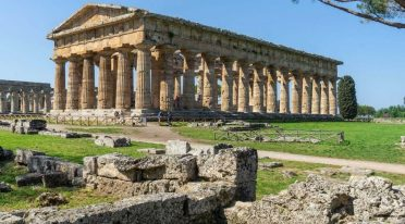 Tempel von Paestum