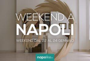 События в Неаполе в выходные дни от 22 до 24 в январе 2021