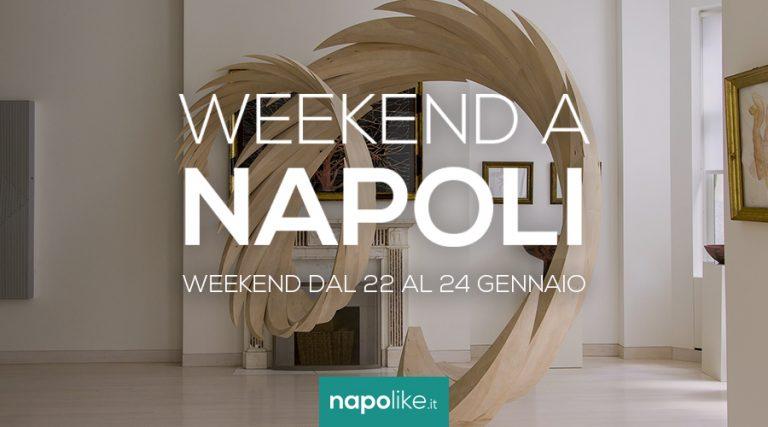 Veranstaltungen in Neapel am Wochenende von 22 zu 24 Januar 2021