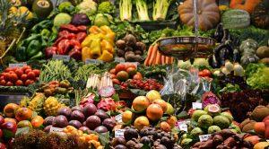 Frutta e verdura Coldiretti