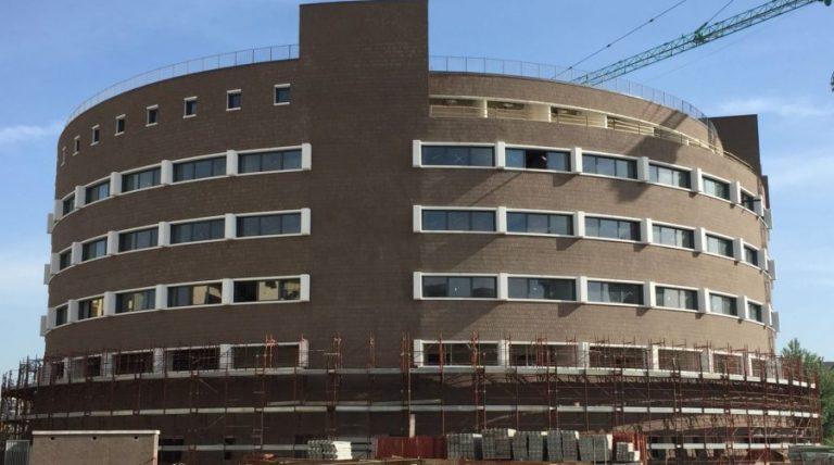 Neue Fakultät in Scampia