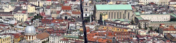 Neapel Altstadt