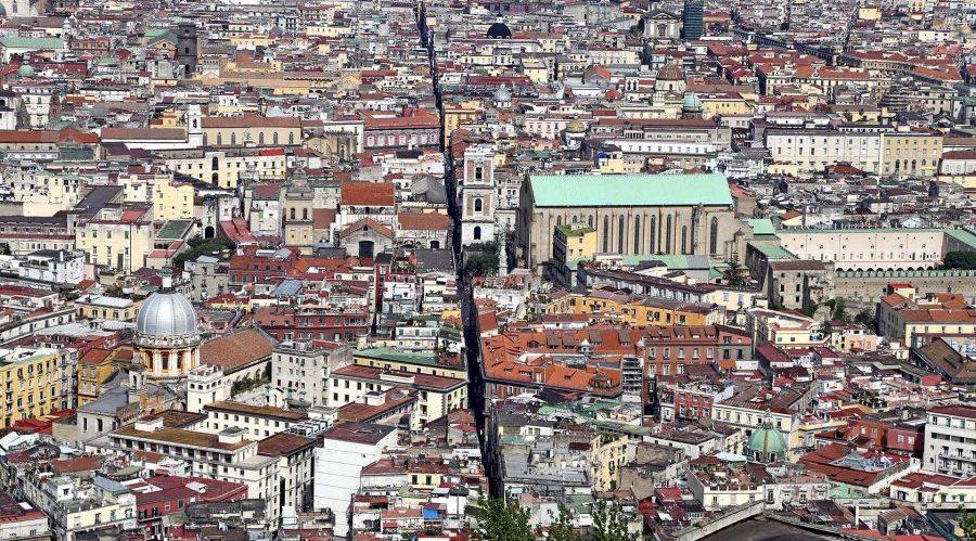 المركز التاريخي لنابولي