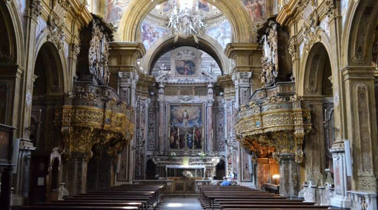 Церковь Сан Грегорио Армено