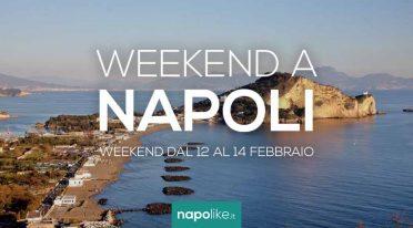 Veranstaltungen in Neapel am Wochenende von 12 zu 14 Februar 2021