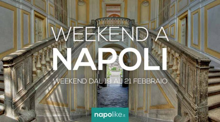 Eventos en Nápoles durante el fin de semana desde 19 hasta 21 Febrero 2021