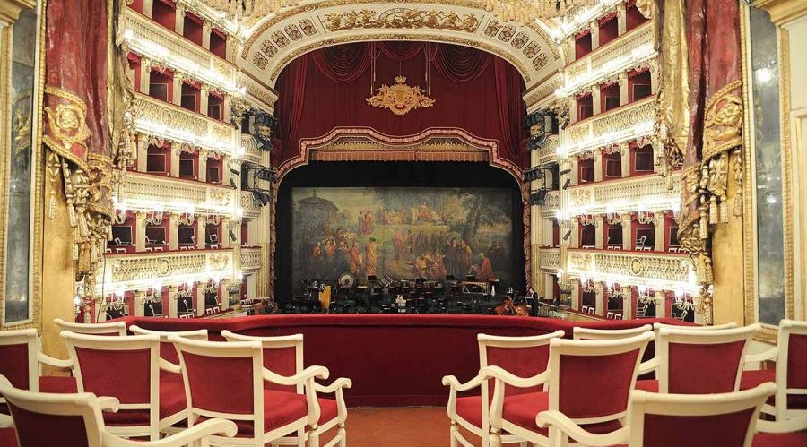 San-Carlo-Theater in Neapel