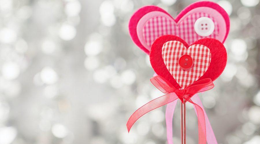 Coeurs pour la Saint Valentin