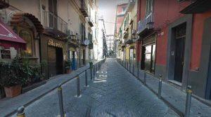 Über Bisignano in Neapel