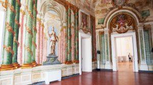 locandina di Le Ville del Miglio d'Oro a Ercolano e Torre del Greco riaprono al pubblico