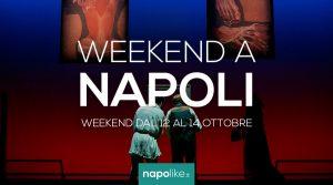 Eventi a Napoli nel weekend dal 5 al 7 marzo 2021
