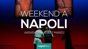 Veranstaltungen in Neapel am Wochenende von 5 zu 7 im März 2021