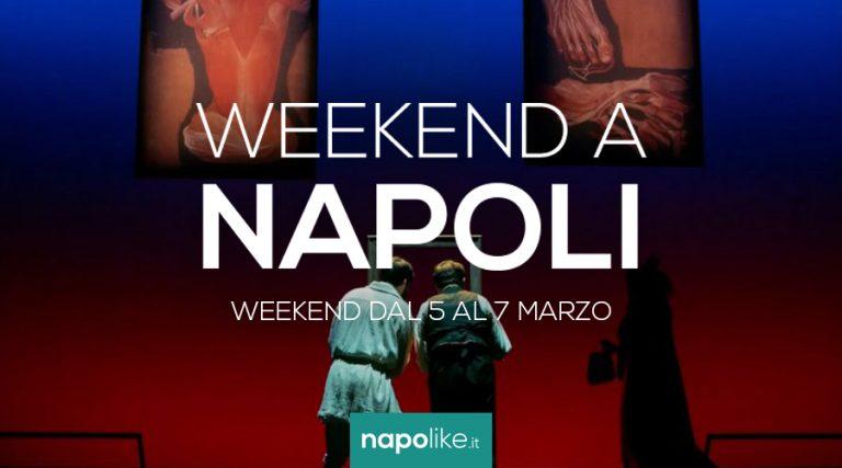 Événements à Naples pendant le week-end de 5 à 7 en mars 2021