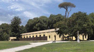 Fagianeria al Bosco di Capodimonte