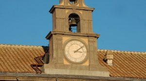 reloj del palacio real