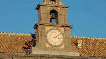 orologio palazzo reale