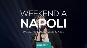 Événements à Naples pendant le week-end de 16 à 18 le 2021 d'avril