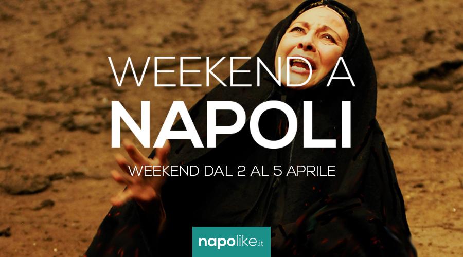 ナポリのイースター2021で何をすべきか