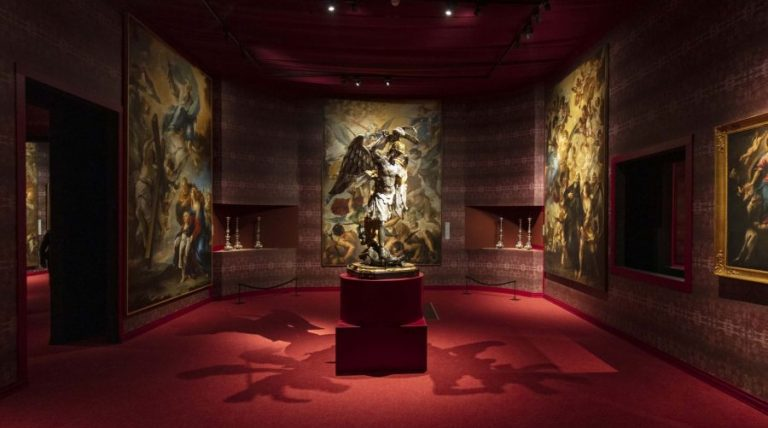 Exhibition on Luca Giordano
