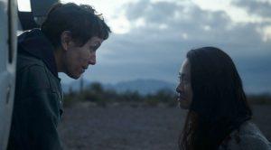 L'affiche d'Il Cinema Vittoria à Naples rouvre au public avec Nomadland, un film oscarisé