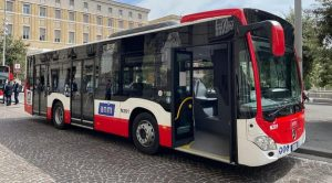 Neuer ANM-Bus in Neapel