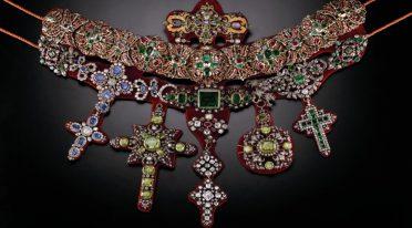 Halskette des Schatzes von San Gennaro
