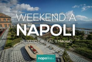 Events in Naples during the weekend from 7 to 9 May 2021