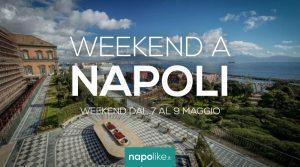 Veranstaltungen in Neapel während des Wochenendes von 7 zu 9 May 2021