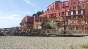 Spiaggia delle Monache a Posillipo