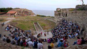 Concerto al Parco Archeologico del Pausilypon