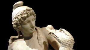 Ganymed mit L'Aquila im Mann in Neapel1