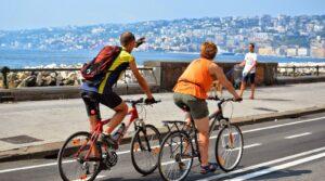 Neapel Fahrradfestival