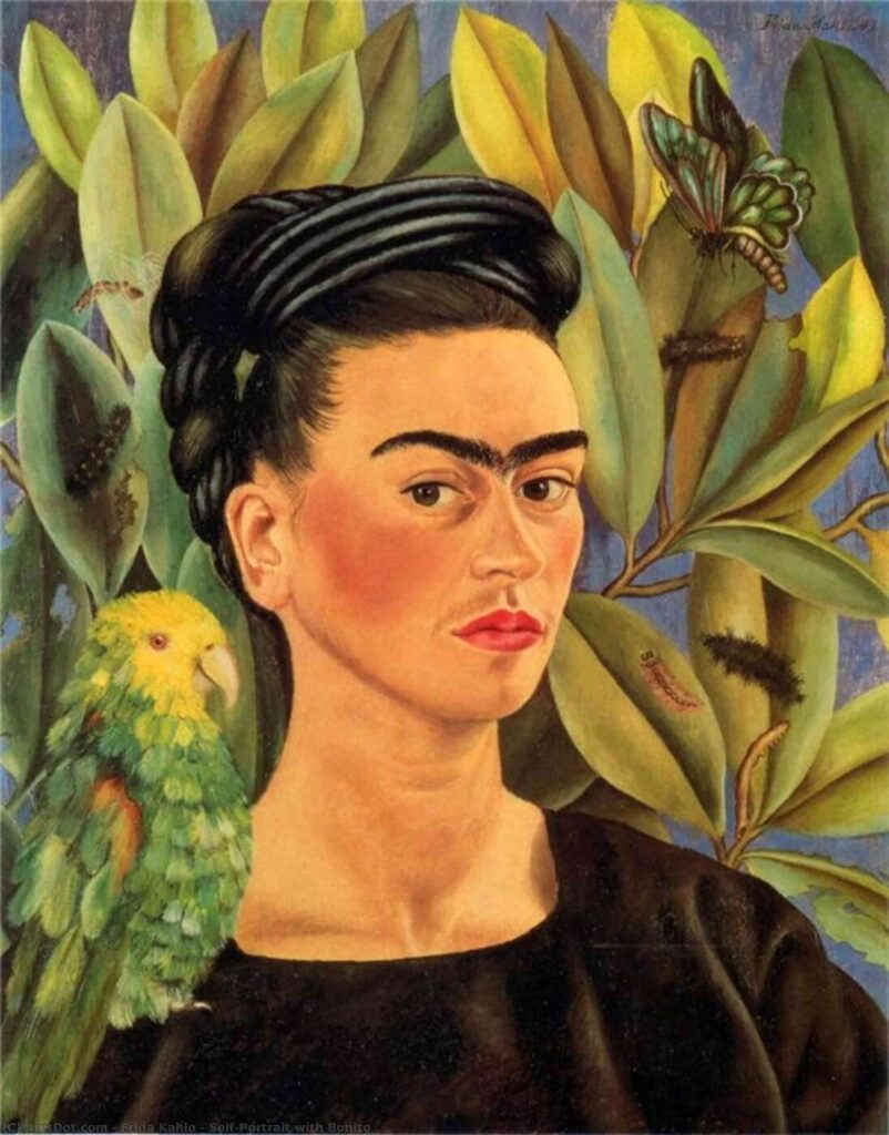 صورة ذاتية لفريدا كاهلو