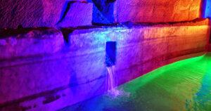 Cisterna del Museo dell'Acqua a Napoli