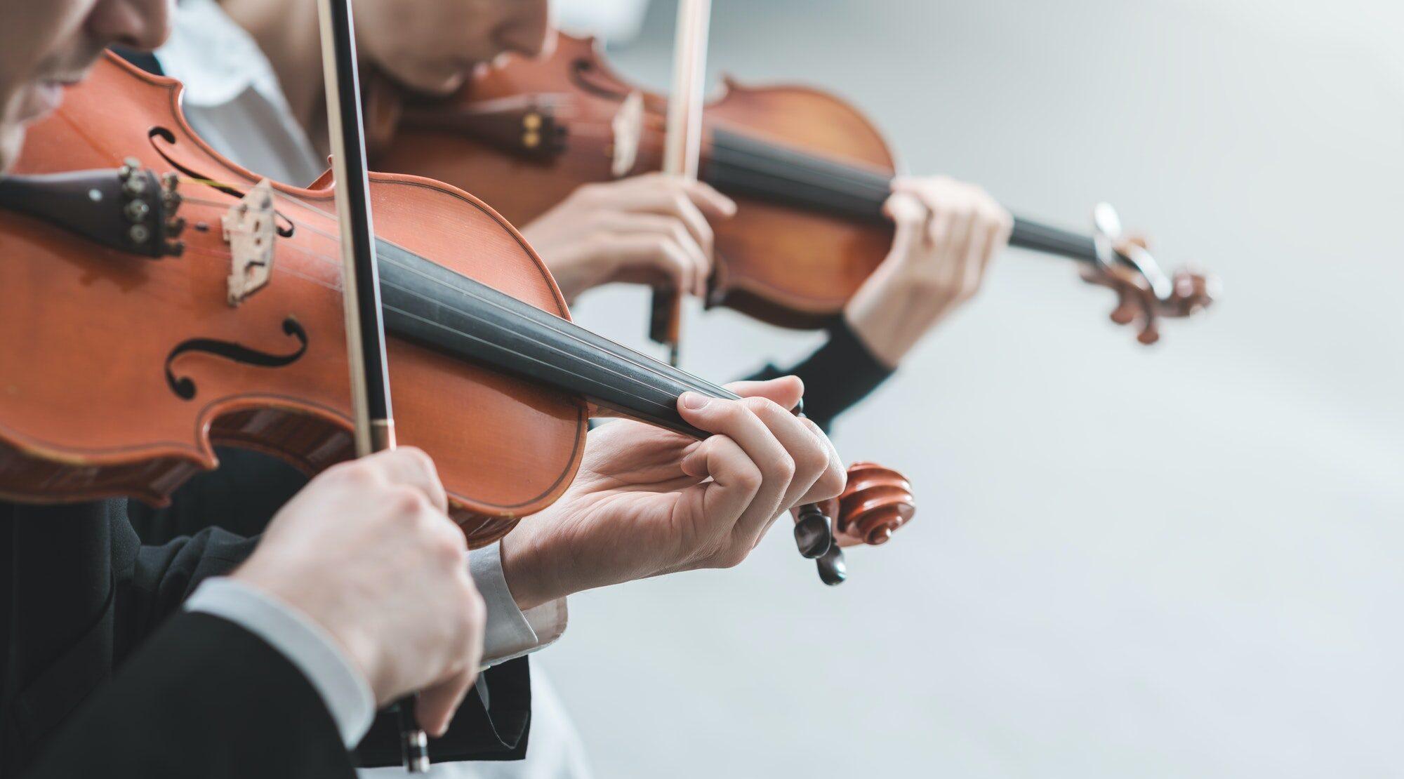 Unimusic poster в Неаполе, фестиваль музыки и культуры с оркестром New Scarlatti