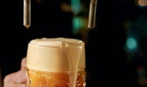 قدح البيرة